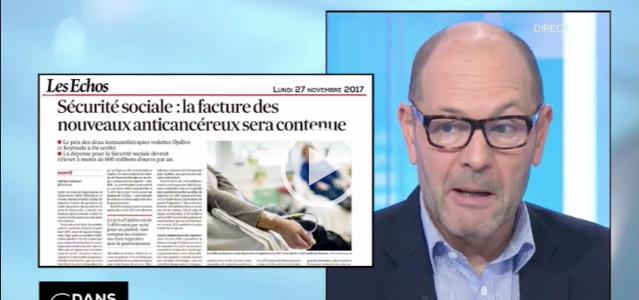 [ Santé] Coût de la santé : le rapport qui accuse // Pascal Perri sur C DANS L'AIR