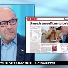 «Coup de tabac sur la cigarette» (C dans l'air, France 5)