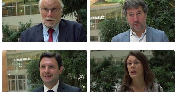 Vidéos du colloque sur les perturbateurs endocriniens