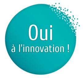 [ COMMUNIQUE ] Principe d'innovation : place aux actes
