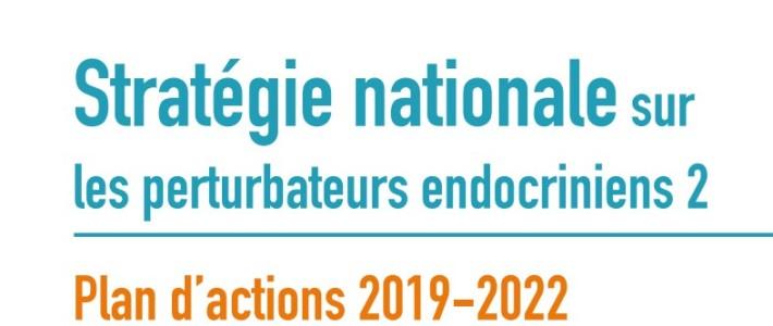 Contribution à la stratégie nationale sur les perturbateurs endocriniens