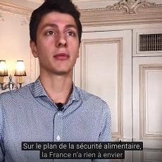 La France, pays de sécurité alimentaire